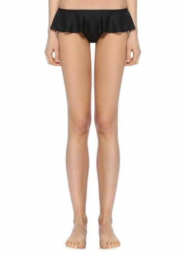 Milly Bikini Alt Siyah